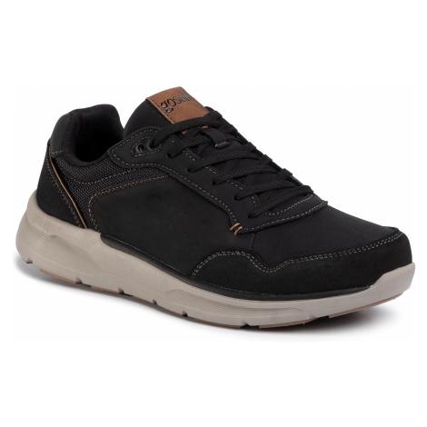 Sneakersy GO SOFT - GF19F295A-8 Black