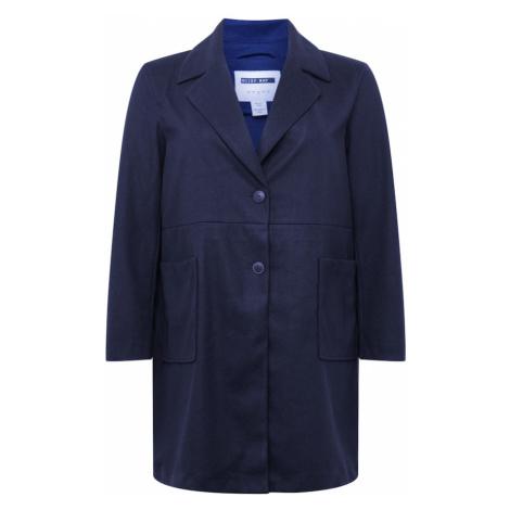 Noisy May Curve Płaszcz przejściowy ciemny niebieski
