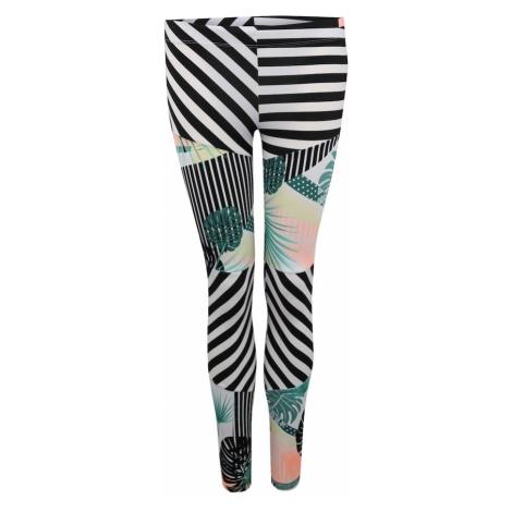 ROXY Spodnie sportowe 'POP SURF' mieszane kolory / czarny / biały