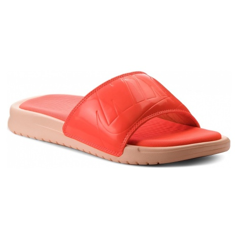 Klapki NIKE - Benassi Jdi Ultra Se AO2408 801 Crimson Tint/Total Crimson