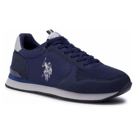 Sneakersy U.S. POLO ASSN. - Edgar1 NOBIL4077W0/NH1 Dkbl