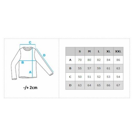 Bluza z kapturem męska Ombre B1012