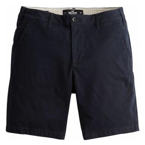 HOLLISTER Spodnie 'SHORT' granatowy