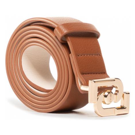 Liu Jo Pasek Damski Cintura Cm 3,5 Lo AF0216 E0006 Brązowy