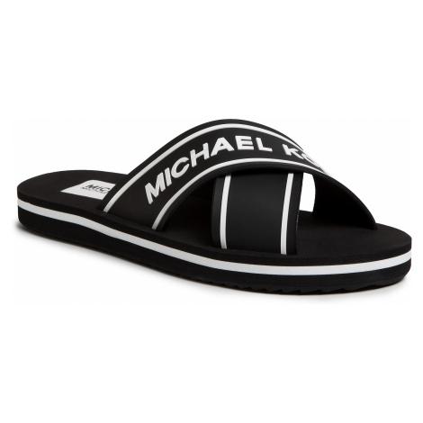 Klapki MICHAEL MICHAEL KORS - Sparrow Slide 40S0SPFA1Q Black