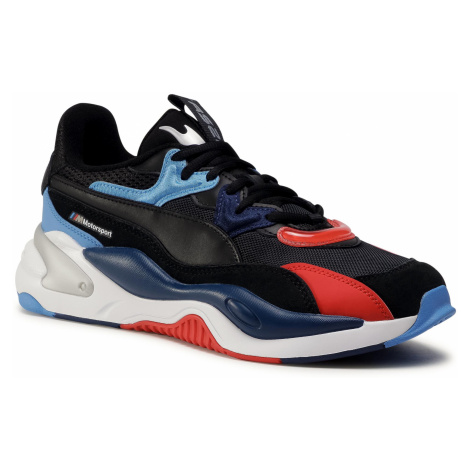 Sneakersy PUMA - BMW MMS Rs-2K 306536 01 P Black/Marina/High Risk Red