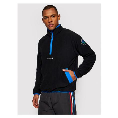 Adidas Polar Adv Hz Fleece GN2376 Czarny Regular Fit
