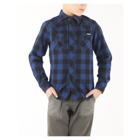 Diesel Cornel Koszula dziecięca Niebieski