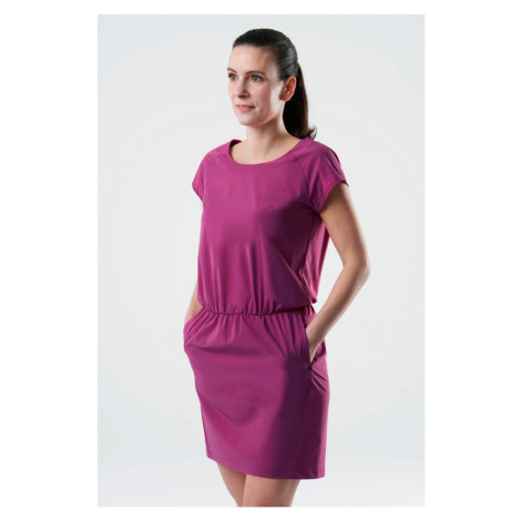 Różowa sukienka LOAP Umbria