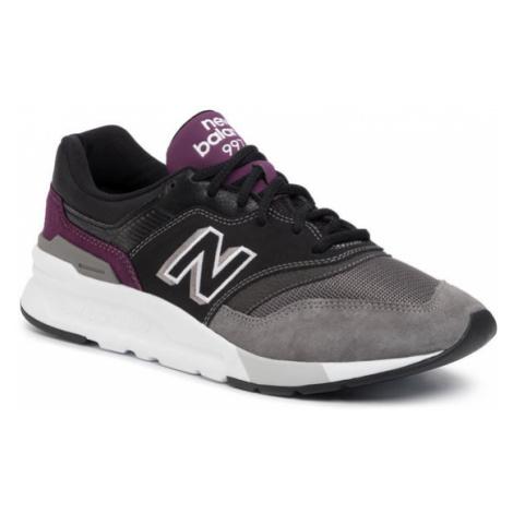 New Balance Sneakersy CM997HEK Czarny