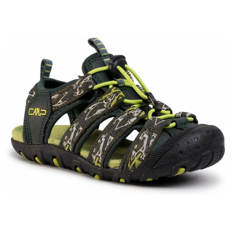 Sandały CMP - Sahiph hiking Sandal 30Q9524 Jungle U940