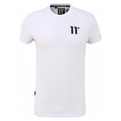 11 Degrees Koszulka biały / czarny