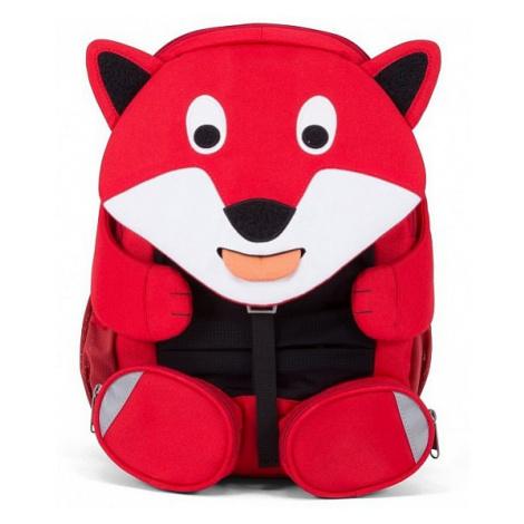 plecak Affenzahn Fiete Fox - Red/White