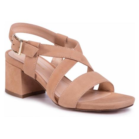 Sandały SOLO FEMME - 33705-01-I57/000-07-00 Beż