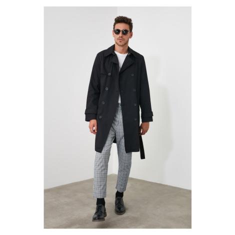 Płaszcz męski Trendyol Beige