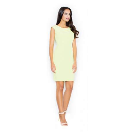 Figl Woman's Dress M378 Lime