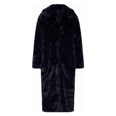 SELECTED FEMME Płaszcz zimowy ciemny niebieski