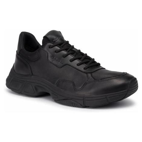 Sneakersy CALVIN KLEIN - Demos B4F2104 Black