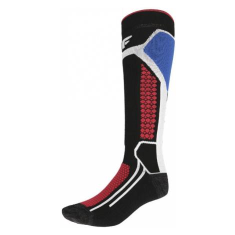Men's ski socks 4F SOMN003