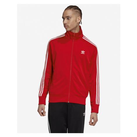 adidas Originals Firebird Bluza Czerwony