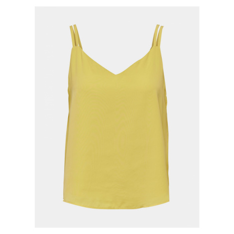 Żółty top ONLY Sue