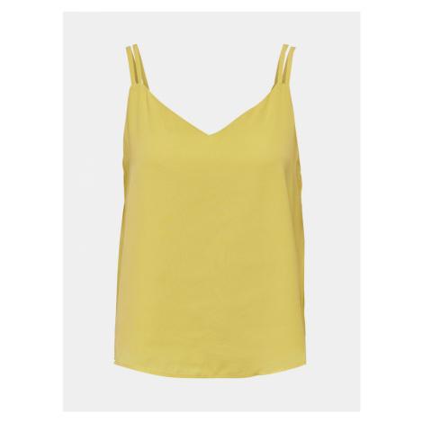 Żółty top TYLKO Sue Only