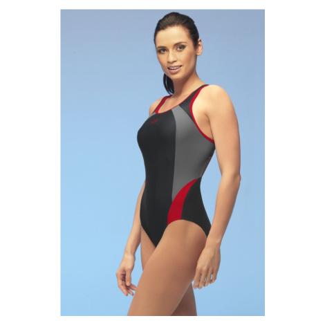 Damski kostium kąpielowy Alinka2 jednoczęściowy Gwinner