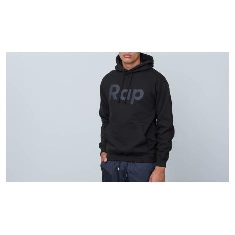 RAP Hoodie Black/ Black