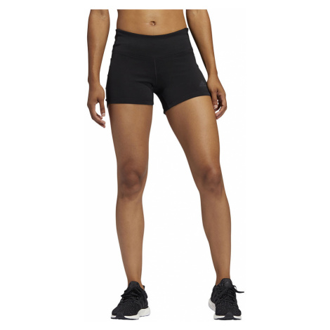 Spodenki adidas Own The Run Short Tights W Czarne
