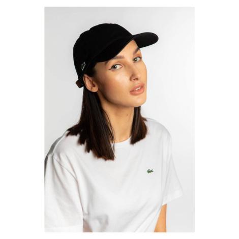 Czapka Lacoste Cap 031 Black