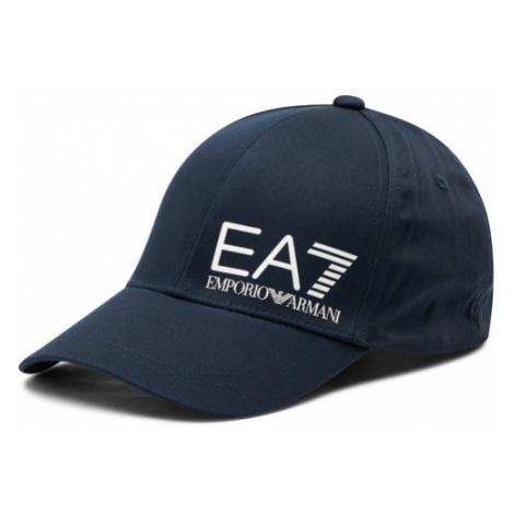 EA7 Emporio Armani Czapka z daszkiem 275936 1P103 00036 Granatowy