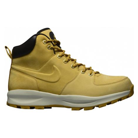 Nike Manoa Leather Męskie Brązowe (454350-700)