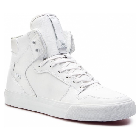Sneakersy SUPRA - Vaider 08201-149-M White/White/Red