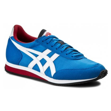 Sneakersy ASICS - ONITSUKA TIGER Sakurada D2D1N Mid Blue/White 4201