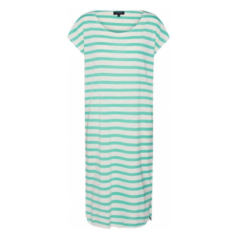 SELECTED FEMME Sukienka 'fivy' zielony / biały