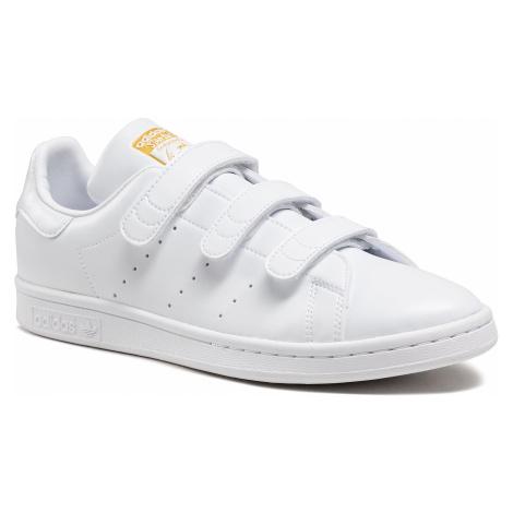 Buty adidas - Stan Smith Cf FX5508 Ftwwht/Ftwwht/Goldmt