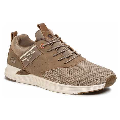 Sneakersy DOCKERS - 44BC003-780530 Beige