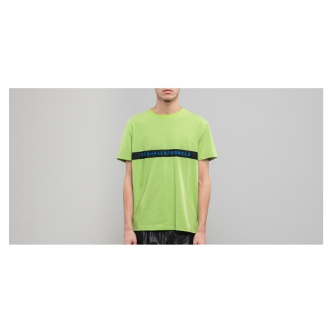 "FTSHP + LAFORMELA ""No Season"" Striped Tee Green"