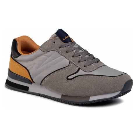 Sneakersy LANETTI - MF19023-1 Grey