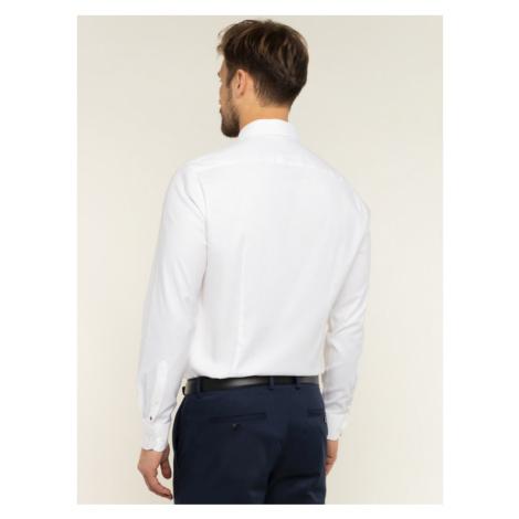 Tommy Hilfiger Tailored Koszula TT0TT01938 Biały Regular Fit