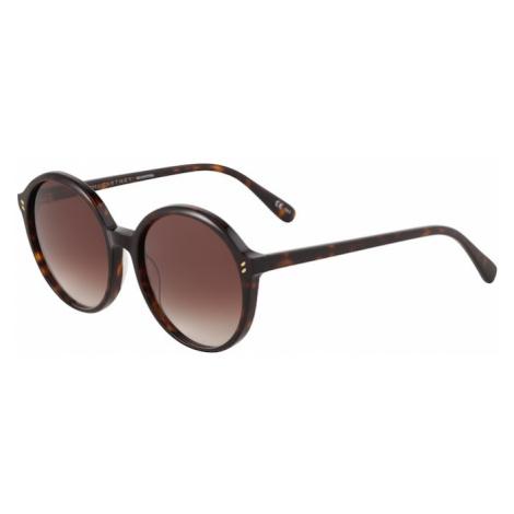 Stella McCartney Okulary przeciwsłoneczne 'SC0084S-002 56' brązowy