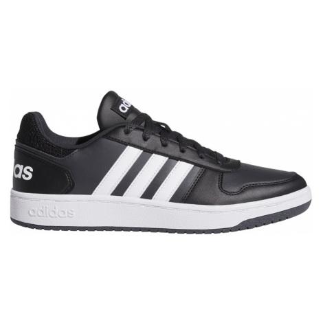 Adidas Hoops 2.0 Męskie Czarne (B44699)