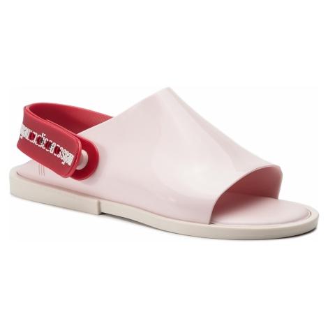 Sandały MELISSA - Twist Ad 32523 Pink/Beige/Red 53506