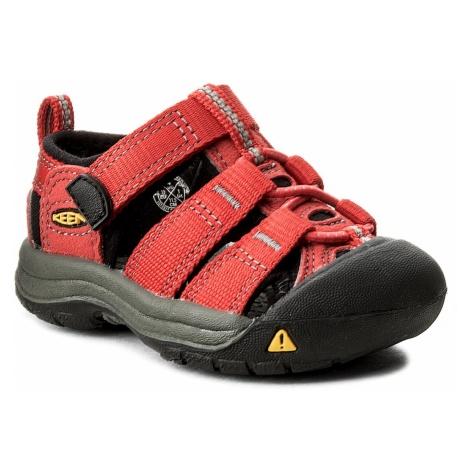 Sandały KEEN - Newport H2 1012277 Ribbon Red/Gargoyle