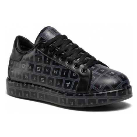 Togoshi Sneakersy TG-23-06-000321 Czarny