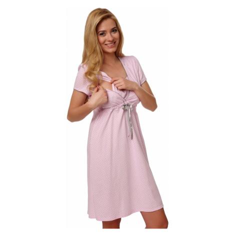 Damska bielizna ciążowa Felicita pink Italian Fashion