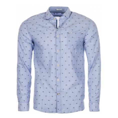 Pepe Jeans koszula męska Grayson jasnoniebieski
