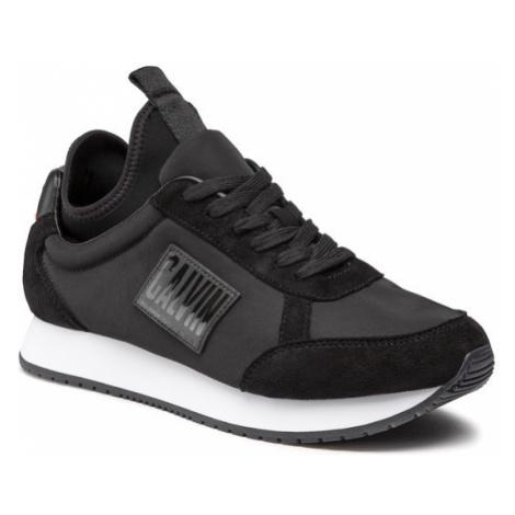 Calvin Klein Jeans Sneakersy Jodey B4S0715 Czarny