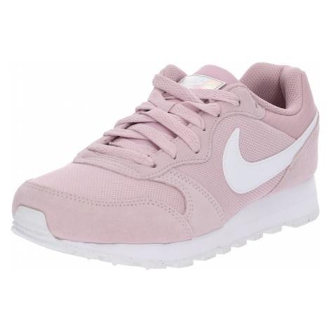 Nike Sportswear Trampki niskie 'Runner 2' pastelowy róż / biały