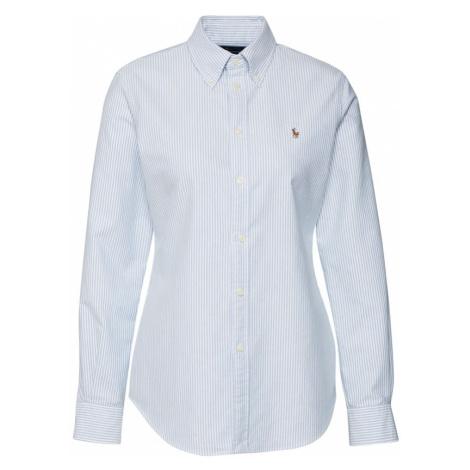 POLO RALPH LAUREN Bluzka niebieski / biały